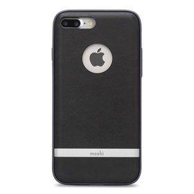 Moshi Napa Etui Obudowa iPhone 8 Plus / 7 Plus (Charcoal Black)