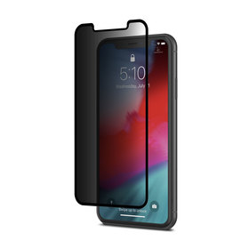 Moshi IonGlass Privacy Szkło Hartowane 9H Na Cały Ekran do iPhone Xr (Black)