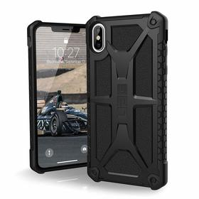 Urban Armor Gear UAG Monarch Etui Pancerne iPhone Xs Max (Black)