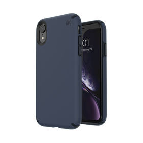 Speck Presidio Pro Etui Obudowa iPhone Xr (Eclipse Blue/Carbon Black)