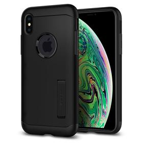 Spigen Slim Armor Etui Obudowa do iPhone Xs Max (Black)