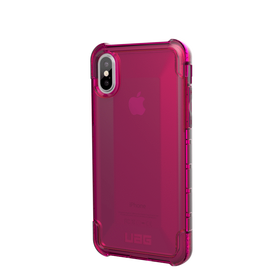 Urban Armor Gear UAG Plyo Etui Pancerne do iPhone Xs / X (Pink)