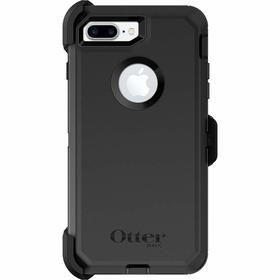 OtterBox Defender Etui Pancerne Z Klipsem iPhone 8 Plus / 7 Plus (Black)