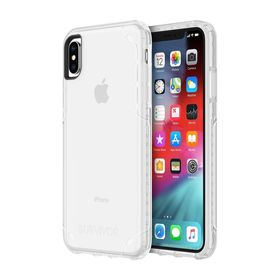 Griffin Survivor Strong Etui Obudowa do iPhone Xs Max (Clear)