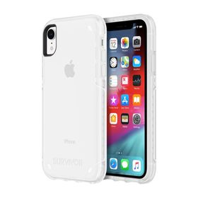 Griffin Survivor Strong Etui Obudowa do iPhone Xr (Clear)