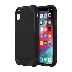 Griffin Survivor Strong Etui Obudowa iPhone Xr (Black)