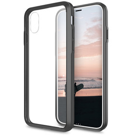 (EOL) Zizo PC+TPU Case Etui Obudowa do iPhone Xs / X (Black)