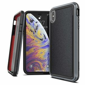 X-Doria Defense Ultra Etui Pancerne do iPhone Xs Max (Black) (Drop Test 4m)