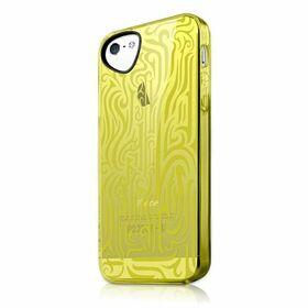 (EOL) ItSkins Ink Etui Obudowa iPhone SE / 5S / 5 (Yellow)