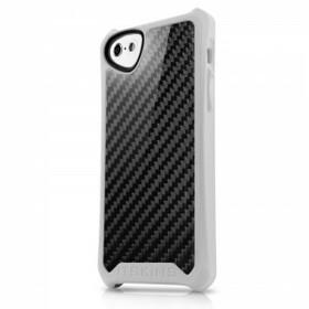 (EOL) ItSkins Atom Sheen Etui Obudowa iPhone 5C (Black/White)