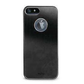 Puro Metal Cover Etui Obudowa iPhone SE / 5S / 5 (Black)
