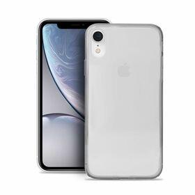 Puro 0.3 Nude Etui Obudowa do iPhone Xr (Przezroczysty)