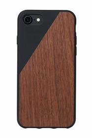 Native Union Clic Wooden Etui Drewniane do iPhone 8 / 7 (Black)