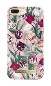 iDeal Of Sweden Fashion Case Etui Obudowa do iPhone 8 Plus / 7 Plus / 6S Plus / 6 Plus (Vintage Tulips)