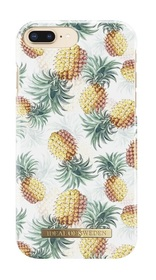 iDeal Of Sweden Fashion Case Etui Obudowa do iPhone 8 Plus / 7 Plus / 6S Plus / 6 Plus (Pineapple Bonanza)