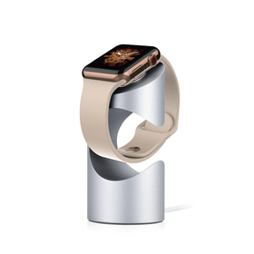 Just Mobile TimeStand Aluminiowy Stojak do Apple Watch