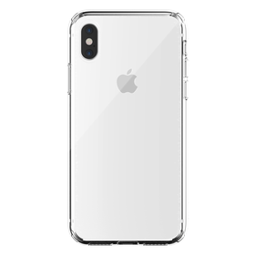 Just Mobile TENC Air Case Etui Obudowa do iPhone Xs Max (Crystal Clear)