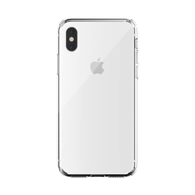 Just Mobile TENC Air Case Etui Obudowa do iPhone Xs / X (Crystal Clear)