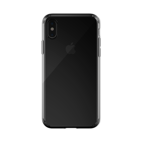 Just Mobile TENC Air Case Etui Obudowa do iPhone Xs / X (Crystal Black)