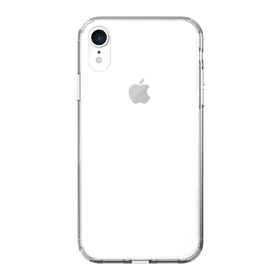 Just Mobile TENC Air Case Etui Obudowa do iPhone Xr (Crystal Clear)