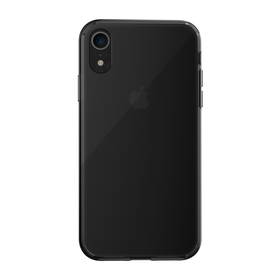 Just Mobile TENC Air Case Etui Obudowa do iPhone Xr (Crystal Black)