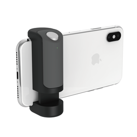 Just Mobile ShutterGrip Uchwyt Foto Ze Spustem Migawki Bluetooth do iOS/Android (Black)