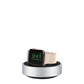 Just Mobile HoverDock Aluminiowa Stacja Dokująca do Apple Watch