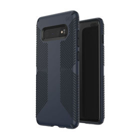 Speck Presidio Grip Etui Obudowa do Samsung Galaxy S10+ Plus (Eclipse Blue/Carbon Black)