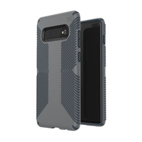 Speck Presidio Grip Etui Obudowa do Samsung Galaxy S10+ Plus (Graphite Grey/Charcoal Grey)