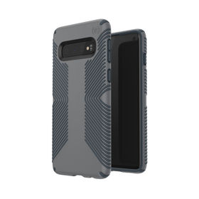 Speck Presidio Grip Etui Obudowa do Samsung Galaxy S10 (Graphite Grey/Charcoal Grey)