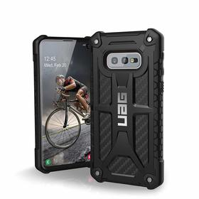 Urban Armor Gear UAG Monarch Etui Pancerne do Samsung Galaxy S10e (Carbon Fiber)