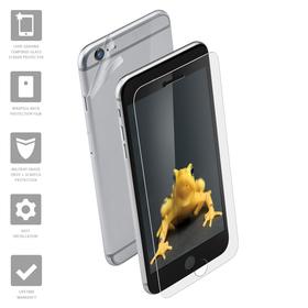 Wrapsol Hybrid Szkło Hartowane 9H Na Ekran + Folia Na Obudowę iPhone 6S Plus / 6 Plus
