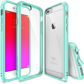 (EOL) Ringke Fusion Etui Obudowa do iPhone 6S / 6 (Mint)
