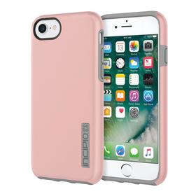 Incipio Dualpro Etui Obudowa iPhone 8 / 7 / 6S / 6 (Iridescent Rose Gold/Gray)