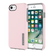 Incipio Dualpro Etui Obudowa iPhone 8 / 7 / 6S / 6 (Iridescent Rose Guartz/Gray)