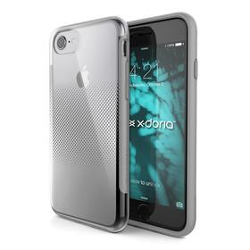 X-Doria Revel Etui Obudowa do iPhone 8 / 7 (Chrome Silver)