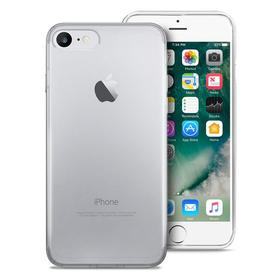 Puro 0.3 Nude Etui Obudowa do iPhone SE (2020) / iPhone 8 / iPhone 7 (Przezroczysty)