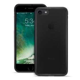 Puro Plasma Cover Etui Obudowa do iPhone 8 / 7 (Ciemny Przezroczysty)