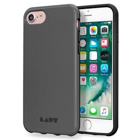Laut Huex Etui Obudowa do iPhone 8 / 7 (Black) + 2 Folie Na Ekran