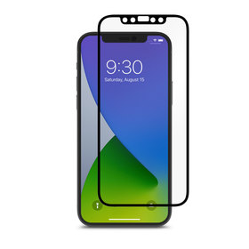 Moshi iVisor AG Matowa Folia Ochronna na Ekran do iPhone 12 Pro / iPhone 12 (Clear/Matte)