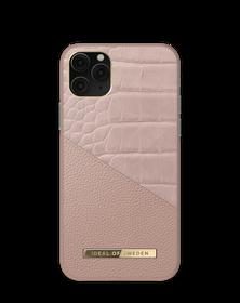 iDeal of Sweden Atelier Etui Obudowa do iPhone 11 Pro / iPhone Xs / iPhone X (Rose Smoke Croco)