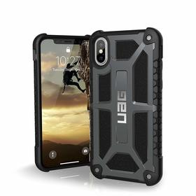 Urban Armor Gear UAG Monarch Etui Pancerne do iPhone Xs / X (Graphite)