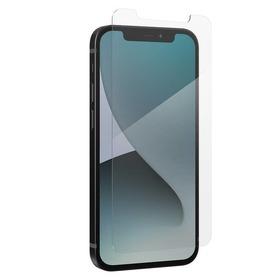 InvisibleShield Glass Elite+ Szkło Hartowane z Powłoką Antybakteryjną do iPhone 12 Mini