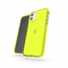Gear4 Crystal Palace Neon Etui Obudowa do iPhone 11 (Neon Yellow)