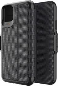 Gear4 Oxford Eco Etui Ochronne z Klapką do iPhone 11 Pro Max (Black)