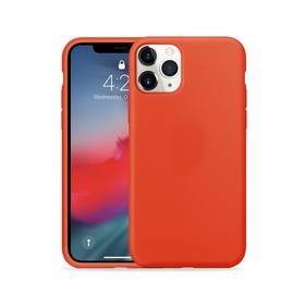 Crong Color Cover Etui Obudowa do iPhone 11 Pro (Czerwony)