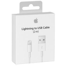 APPLE MD819ZM/A ORYGINALNY KABEL USB LIGHTNING 2M BLISTER