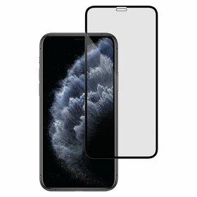 Mr. Monkey Glass 5D Strong HD Szkło Hartowane 9H Na Cały Ekran do 11 Pro Max / iPhone Xs Max (Czarna Ramka)