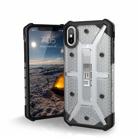 Urban Armor Gear Plasma Etui Pancerne do iPhone Xs / iPhone X (Ice)