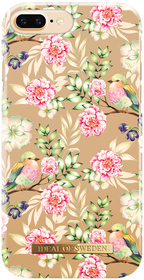 iDeal of Sweden Fashion Case Etui Obudowa do iPhone 8 Plus / iPhone 7 Plus / iPhone 6S Plus / iPhone 6 Plus (Floral Birds)